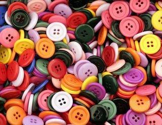 綺麗なボタンの夢