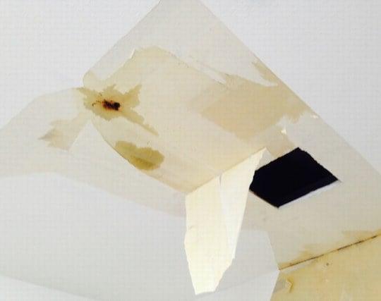 シミのある天井の夢