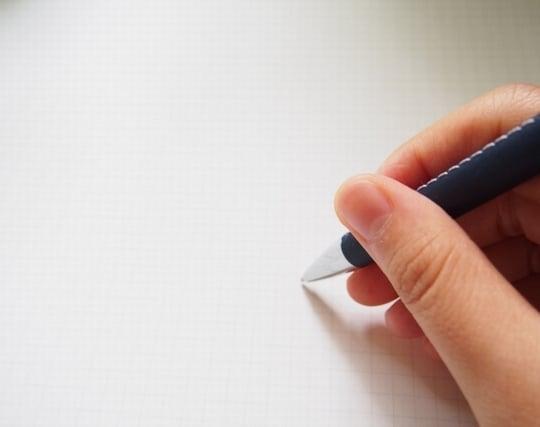 日記を書く夢