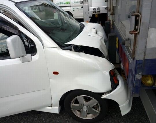 ドライブ中の事故の夢