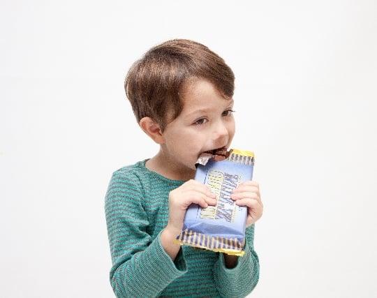 チョコレートを食べる夢