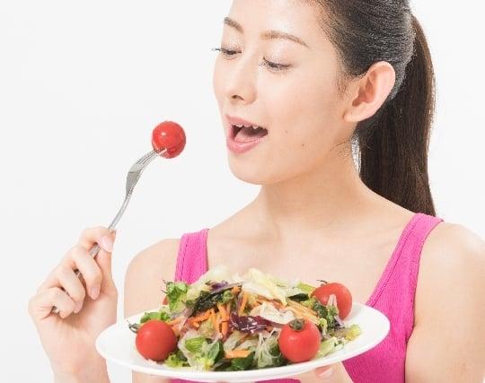 野菜を食べる夢