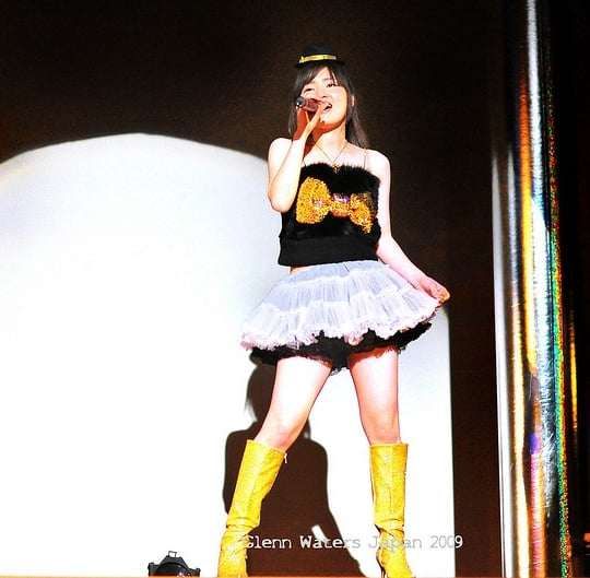 アイドルのコンサートに行く夢