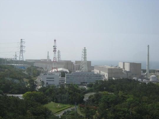 原子力発電所の夢