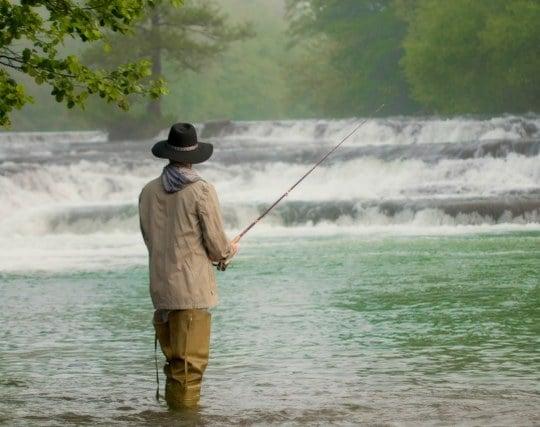 釣りに行く夢