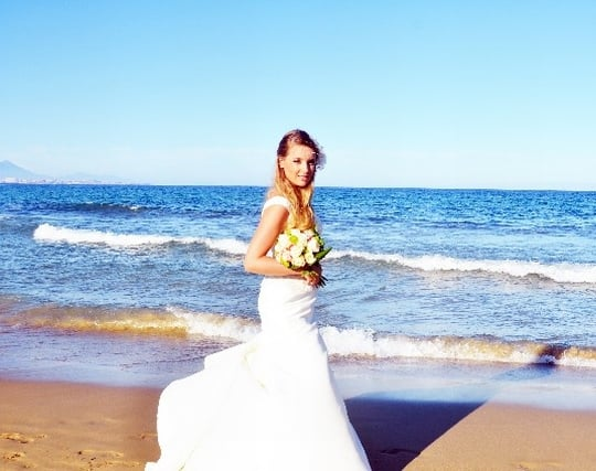 外国人と結婚する夢