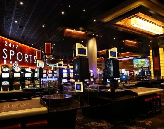 ギャンブルをする夢