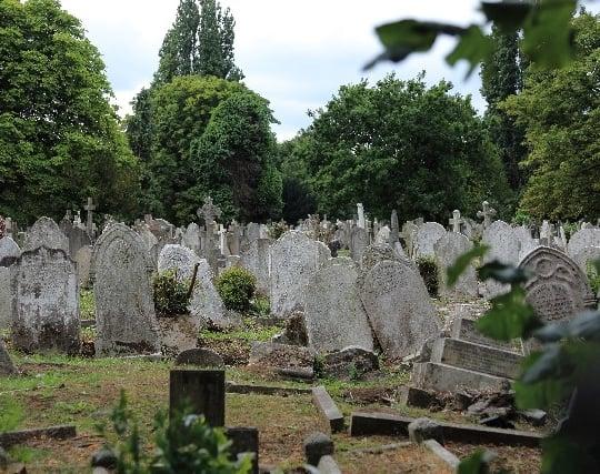 荒れた墓の夢