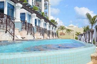 リゾートホテルの夢