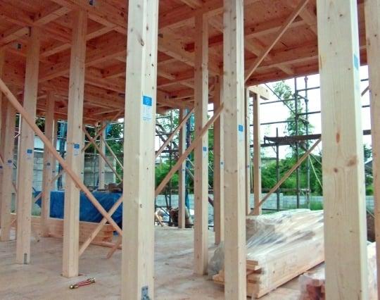 家を建て直す夢