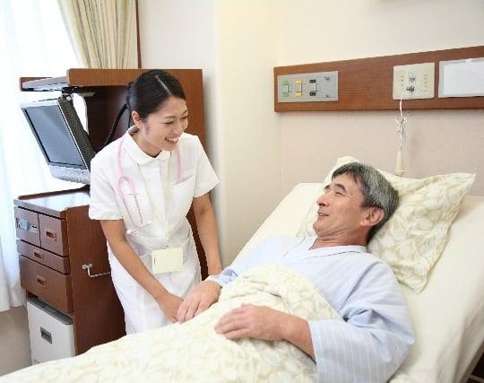 怪我をして入院する夢
