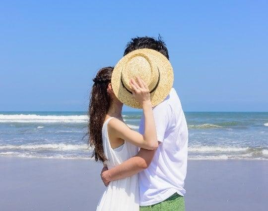 好きな人とキスをする夢