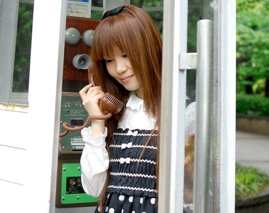 電話ボックスが息苦しい夢