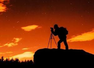 写真を撮る夢