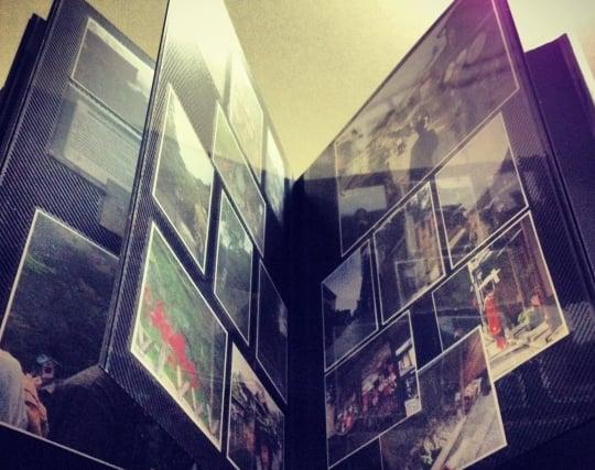 写真を整理整頓する夢