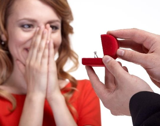 プロポーズされる夢