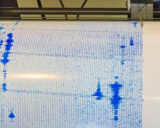 激しい地震に襲われる夢