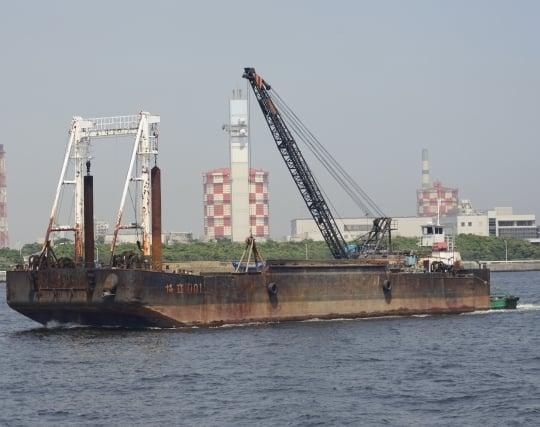 老朽化した船の夢