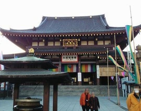 神社を参拝する夢