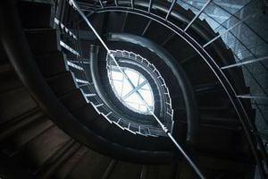 螺旋階段の夢