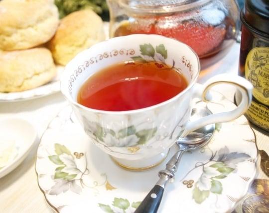 お茶やコーヒーを美味しく飲む夢