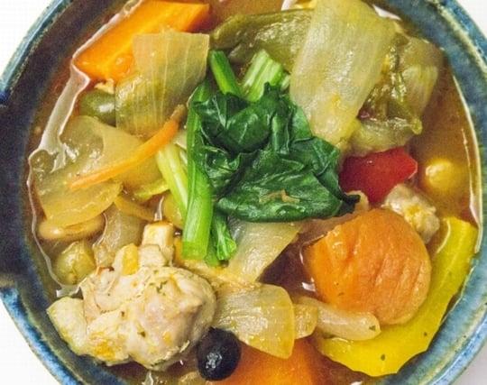 野菜<strong>料理</strong>の夢