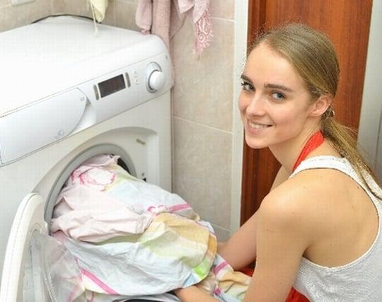 衣服を洗濯する夢