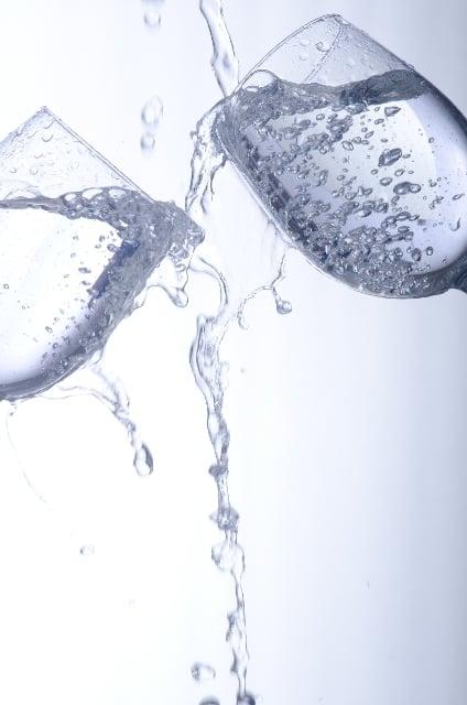 水が溢れる夢
