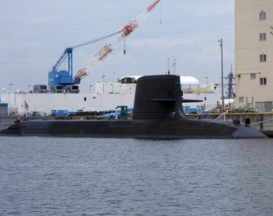 潜水艦が浮上してスッキリする夢