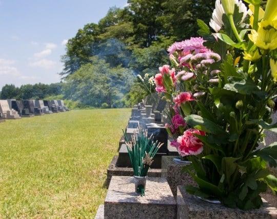 仏壇に線香をあげる夢
