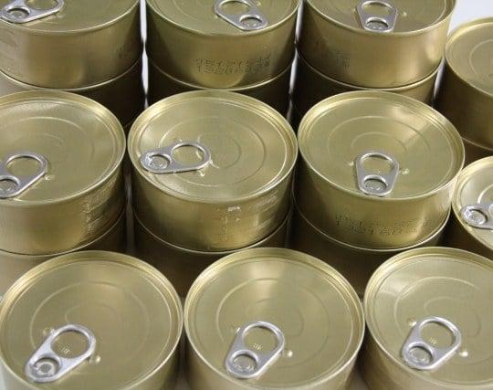 開いていない缶詰が現れる夢