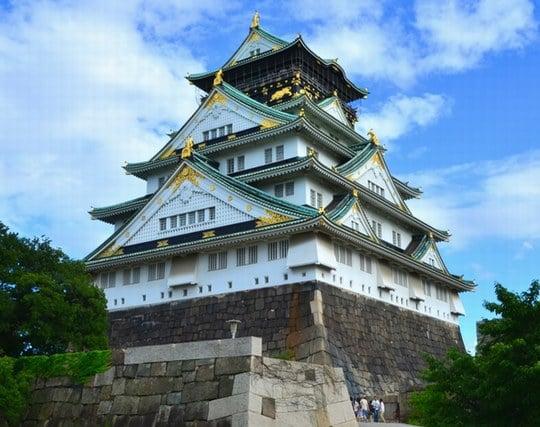 立派な城の夢