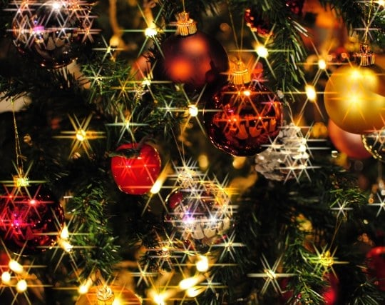 楽しくクリスマス過ごす夢