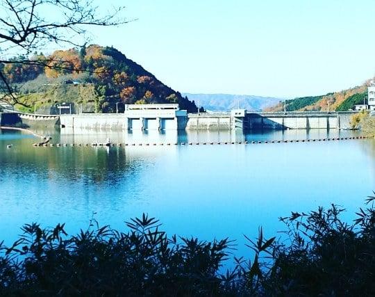ダムに適度に水が溜まっている夢