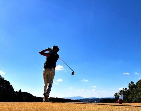 ゴルフのスコアが良い夢