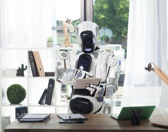 ロボットに殺される夢