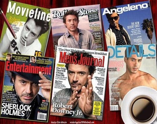 雑誌を買う夢