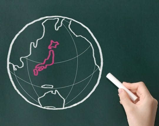 自分が地図を描く夢