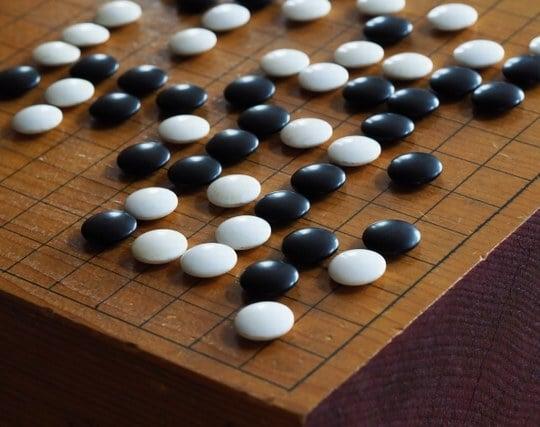 囲碁をする夢