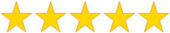 星 5 個
