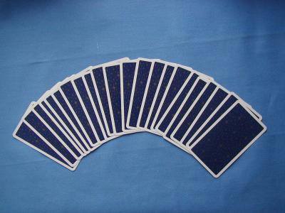 カードを広げる