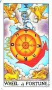運命の輪 - Wheel of Fortune