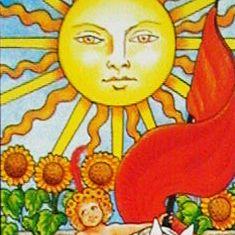 19. 太陽 - The Sun