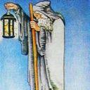 9. 隠者 - The Hermit