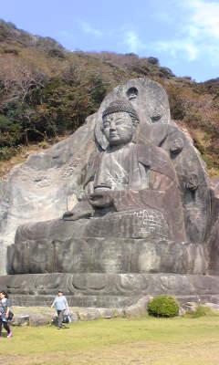 日本最大の大仏様