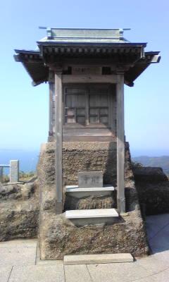 十州一覧台の浅間神社